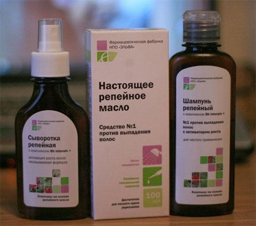 Аптечные средства для роста ресниц